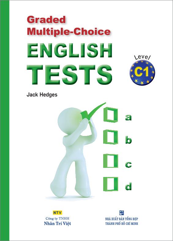 Graded Multiple-Choice English Tests: Level C1