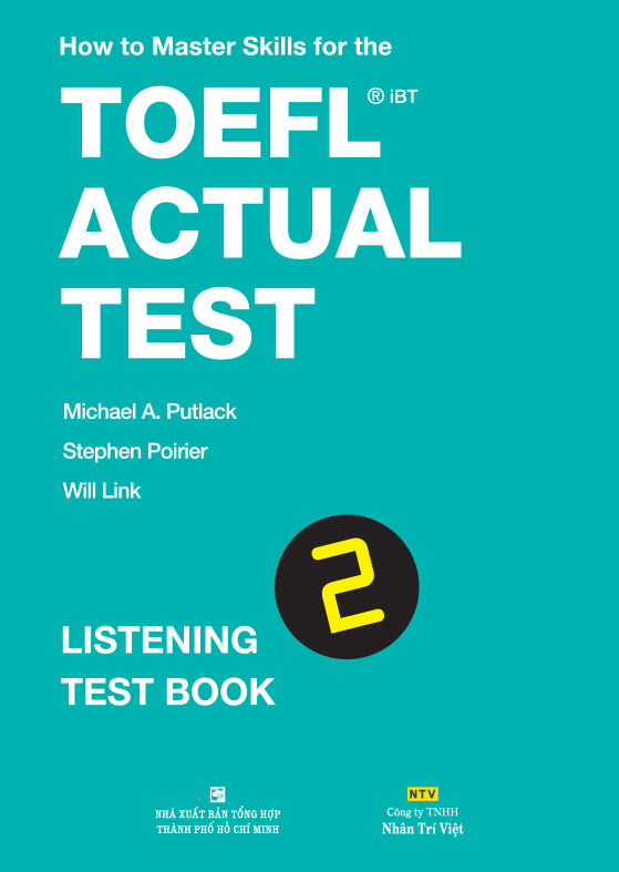 Mastering Skills For The Toefl IBT Advanced – 2nd Edition (Ebook + CD)