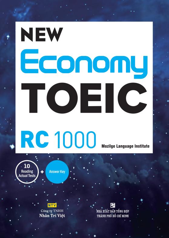 NewEconomyTOEIC RC1000