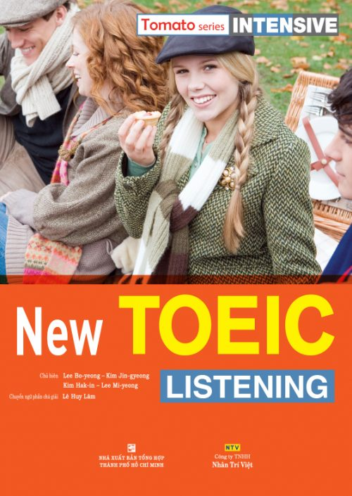 Tomato Toeic Intensive Listening Ebook