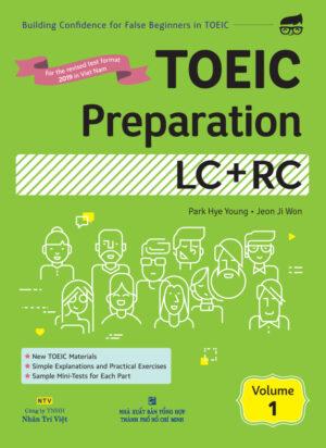 QuickPrep New TOEIC 600 – Volume 2 – Công ty TNHH Nhân Trí Việt